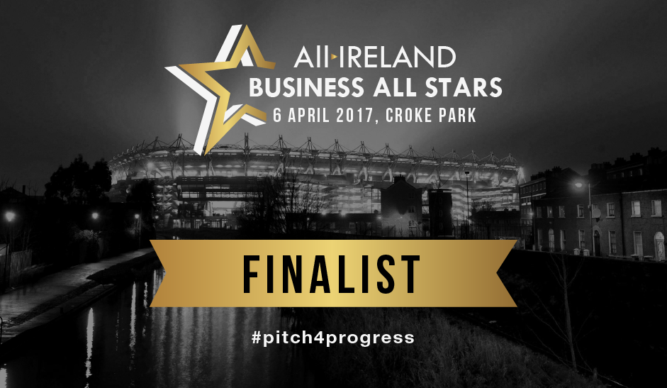 The Business All-Star Awards ceremony takes place at the All-Ireland Business Summit.