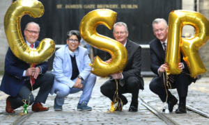 """Launching the 2017 Chambers Ireland CSR Awards, Ian Talbot, Chief Executive of Chambers Ireland said: """"Each year the role of CSR in the Irish business community in Ireland grows in strength."""""""