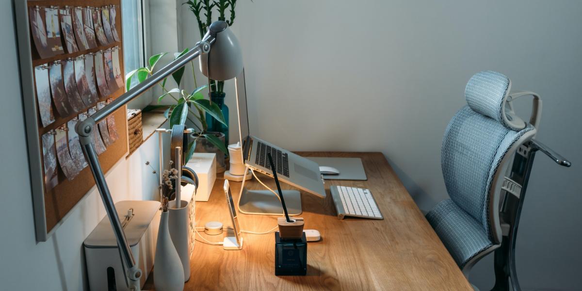 Applying good telecommuting ergonomics
