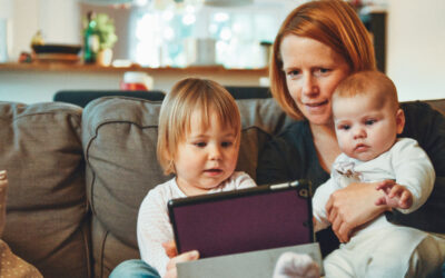 Telecommuting Part 4: Survival Tips for Remote Working Parents