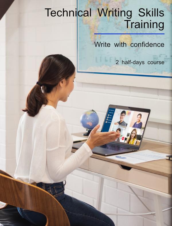 technical writing skills training outline pdf